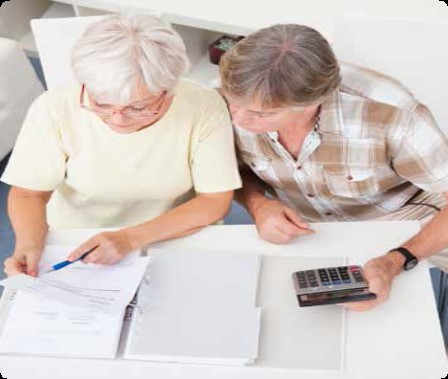 Transition to retirement changes
